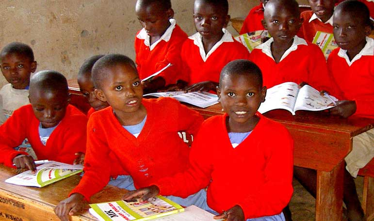 Network East Africa, education