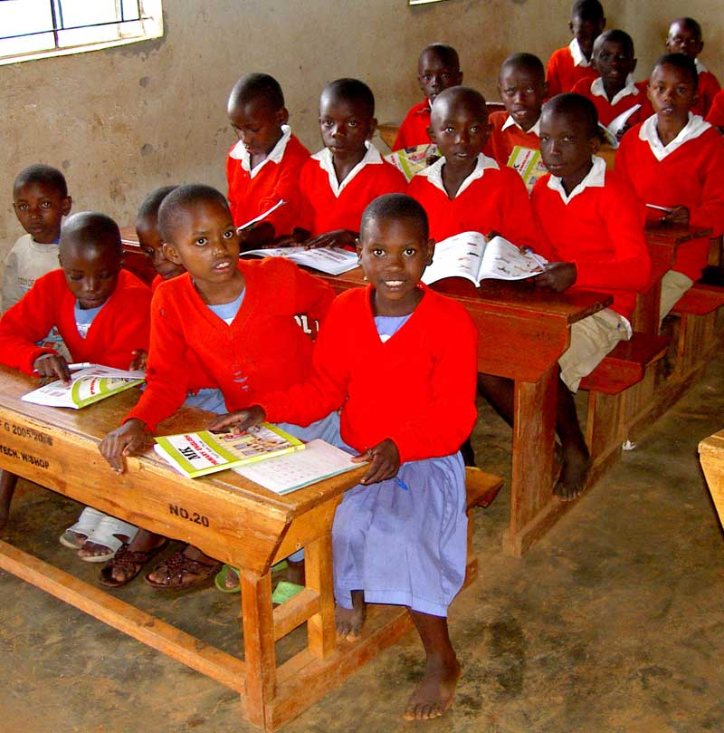Network East Africa, supporting education