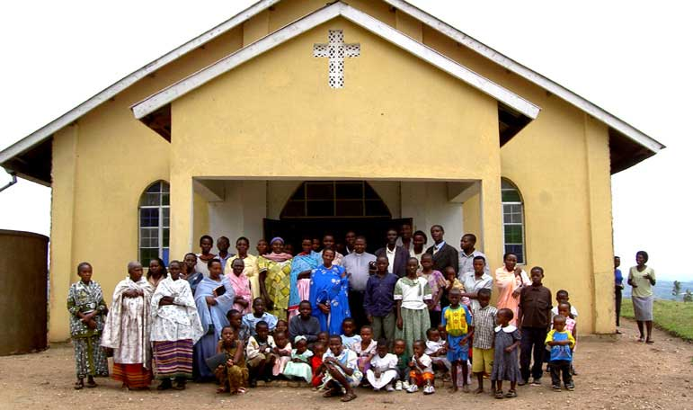 Network East Africa, engage church