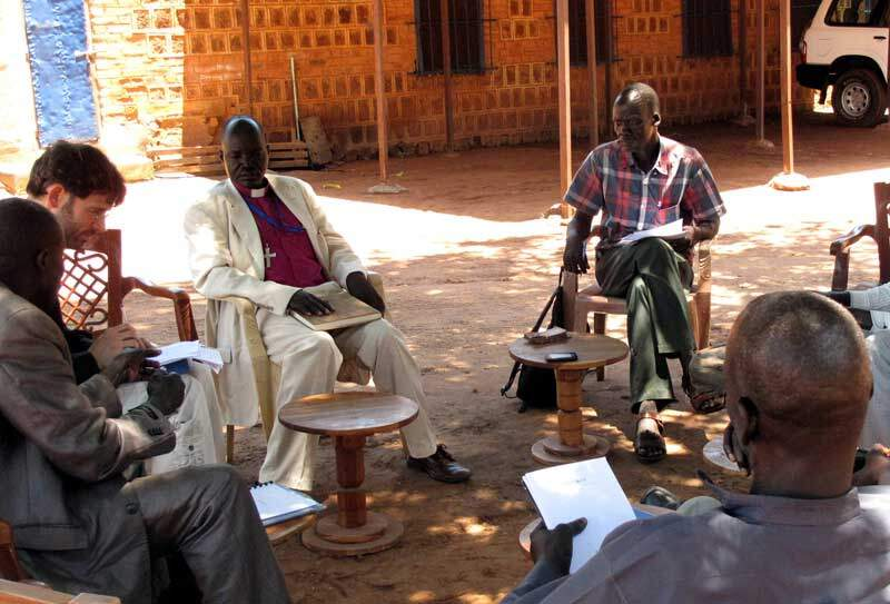 Entwickeln Projekte, Netzwerk Ostafrika