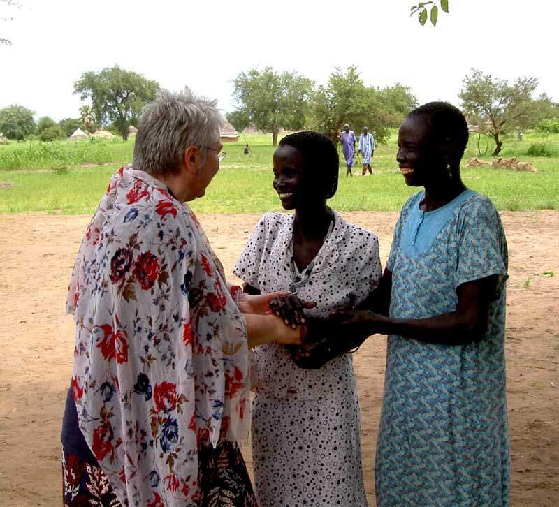 Internationale Einsätze, Fachpersonal vernetzen, Netzwerk Ostafrika