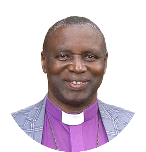 Bischof Muhindo Isesomo, Netzwerk Ostafrika