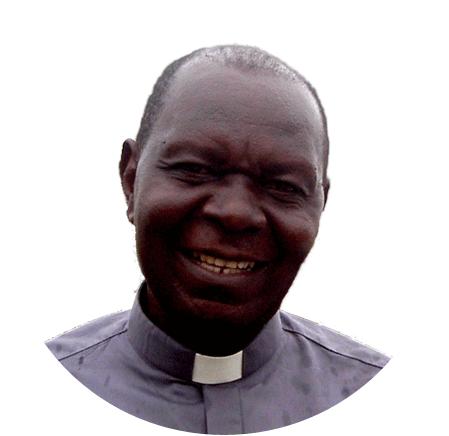 Rev. Jacob Ogwok, supporting education